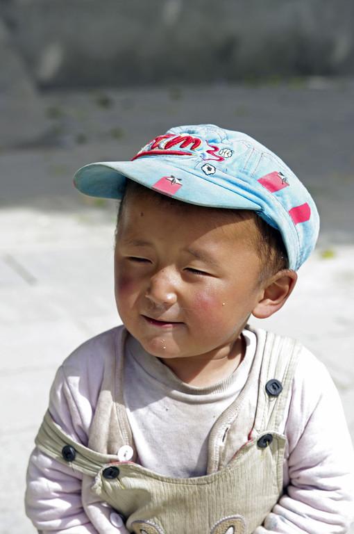 kleiner Tibeter