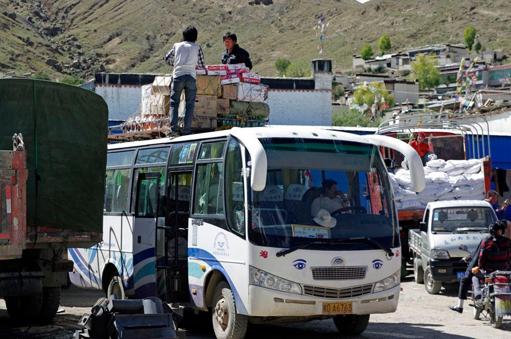 Shigatse Busstation