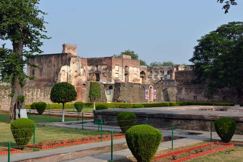 Shahi Palace Fort