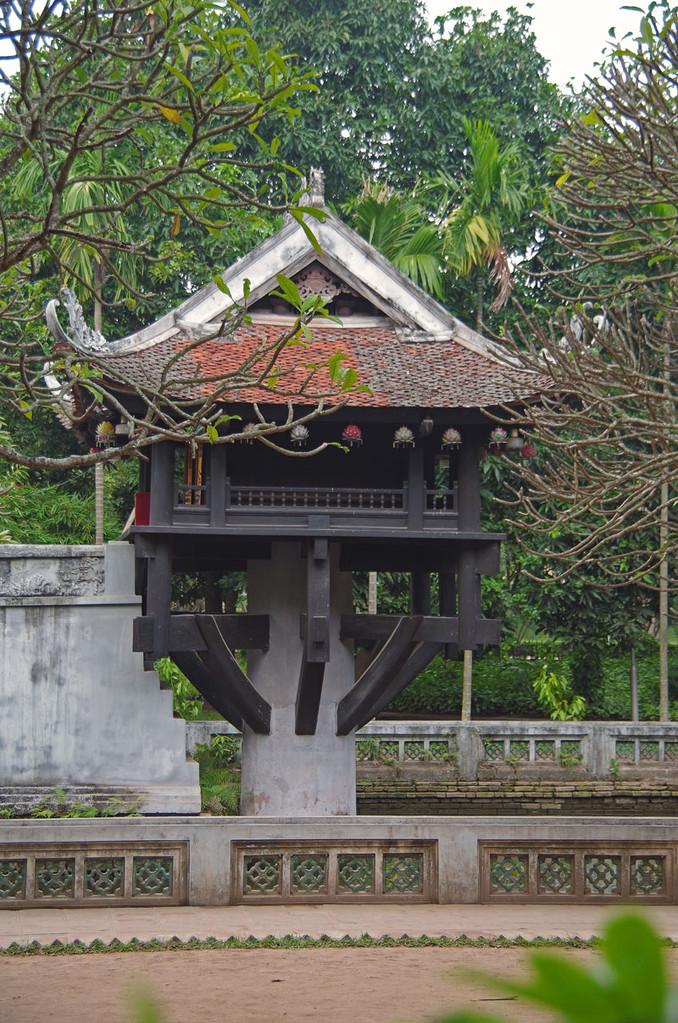 Ein-Säulen-Pagode