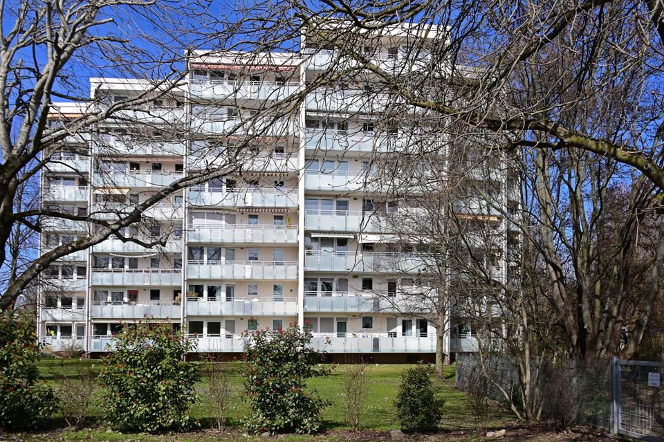 Hochhaus Kranichstrasse