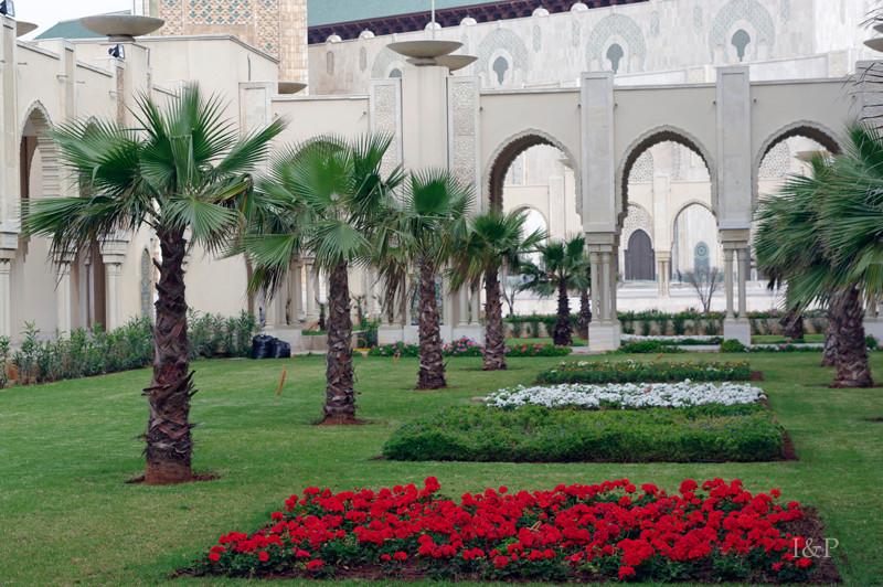 Casablanca Hassan der 2. Moschee