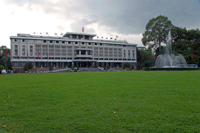 Saigon, Wiedervereinigungspalast