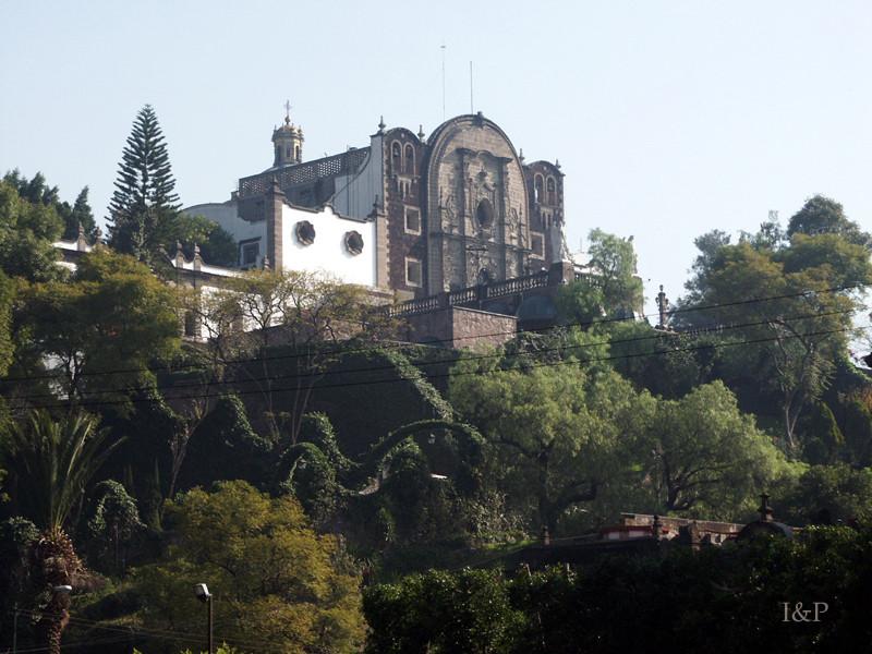 Mexiko Stadt , Basilika de Nuestra Senora de Guandalupe