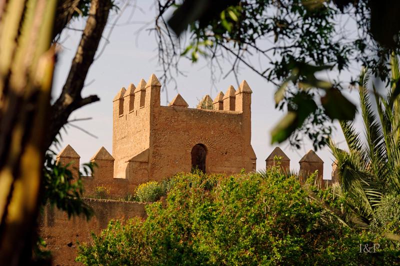 Rabat,Totenstadt Chellah