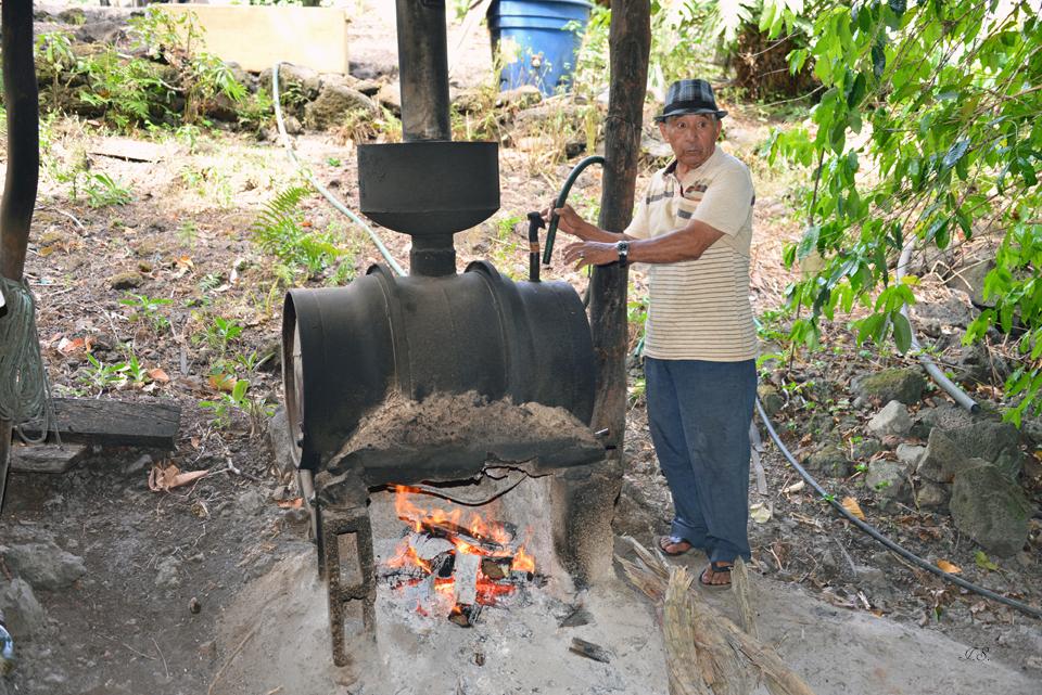 "Zuckerrohrmühle ""El Trapicho"""
