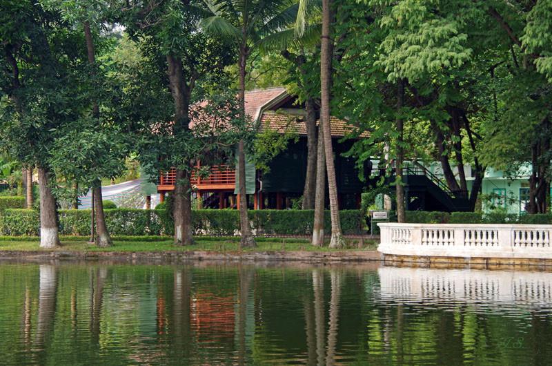 Wohnhaus des Ho Chi Minh