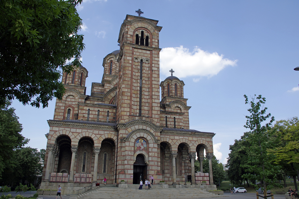 St. Markus-Kirche (Russisch-Orthodox)
