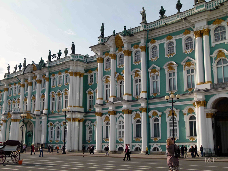Sankt Petersburg,Winterpalast