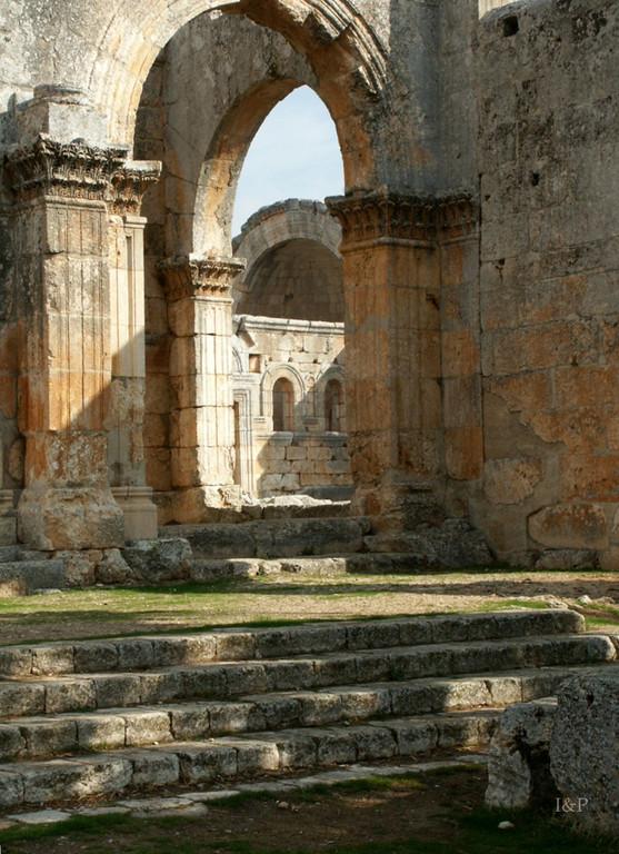 Aleppo Simeonskloster