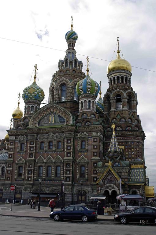 Sankt Petersburg,Auferstehungskirche