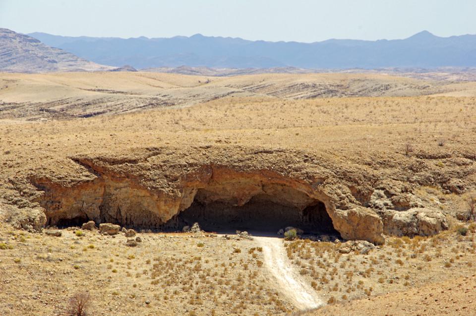 Martin -Korn-Höhle
