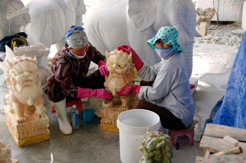 Marmorverarbeitung
