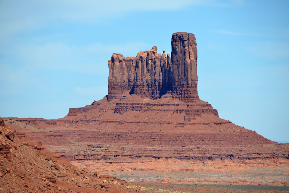 Unterwegs zum Monument Valley