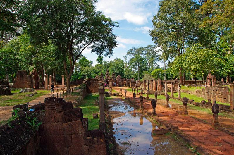 Banteay-Srai-Tempel