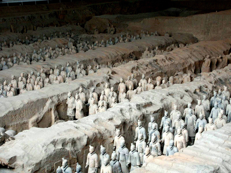 Xi'an Terracottaarmee