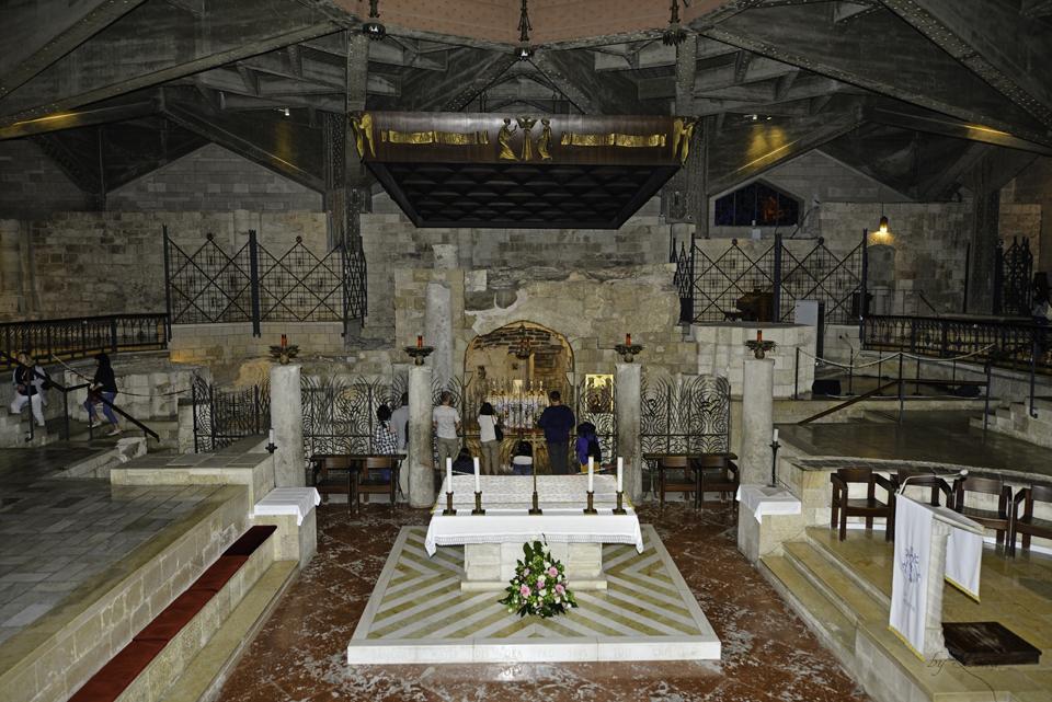 Verkündigungskirche, Innenraum