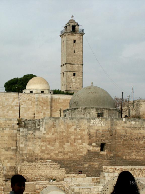 Aleppo, Zitadelle