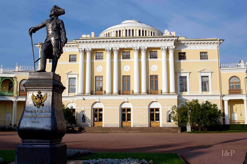 Sankt Petersburg, Pawlowsk