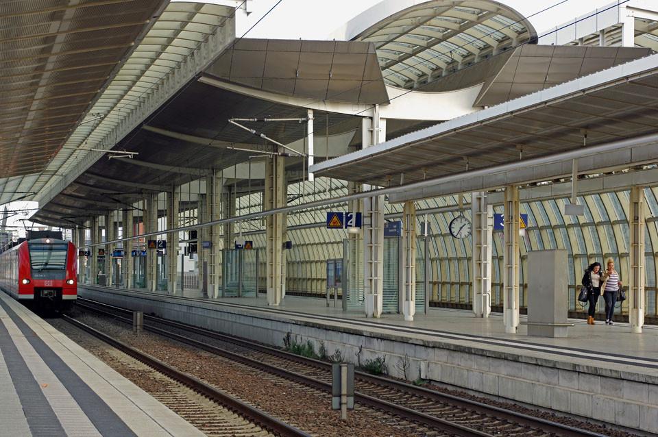 S-Bahnhof Mitte