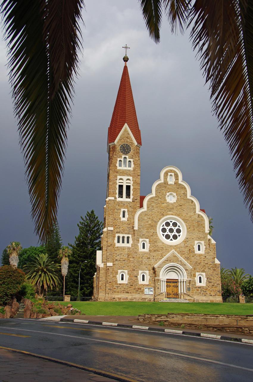 Christuskirche Windhoeck