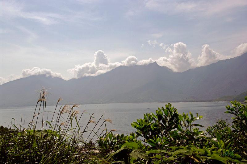 Fahrt Hue-Da Nang, Lang Co Beach