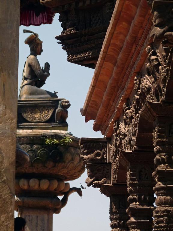 Bhaktapur, Dattatraya-Platz mit Nyatapola-Pagode