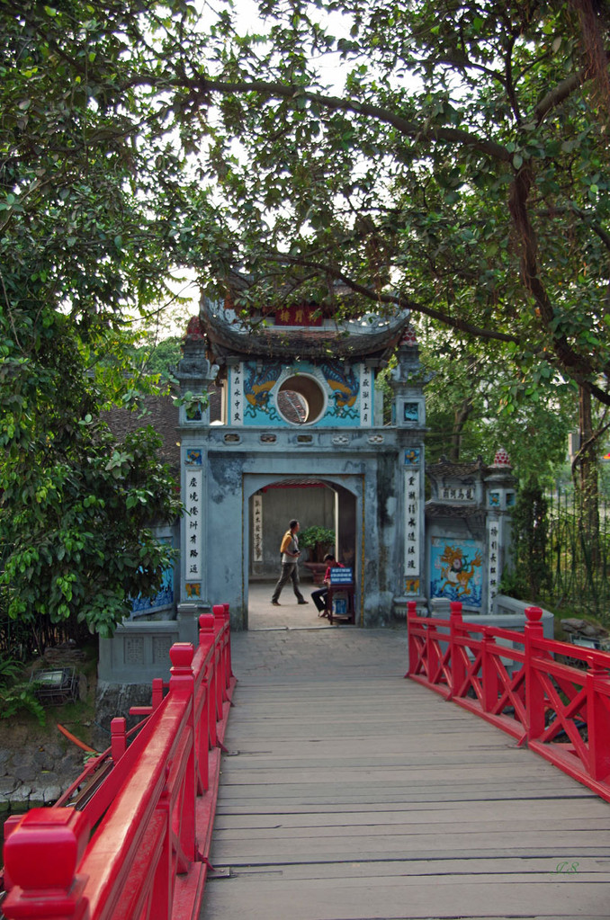 Ngoc-Son-Tempel