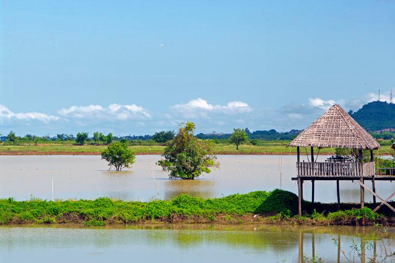 Unterwegs Phnom Penh - Siem Reap