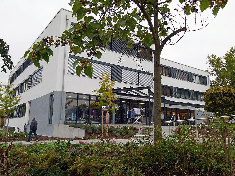 Neues Ärztehaus
