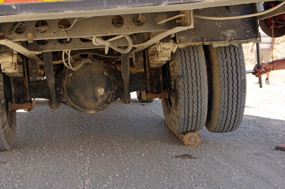 rascher Reifenwechsel