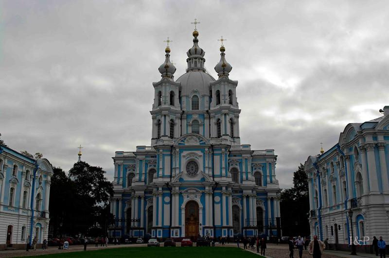 Sankt Petersburg,Smolny Kloster