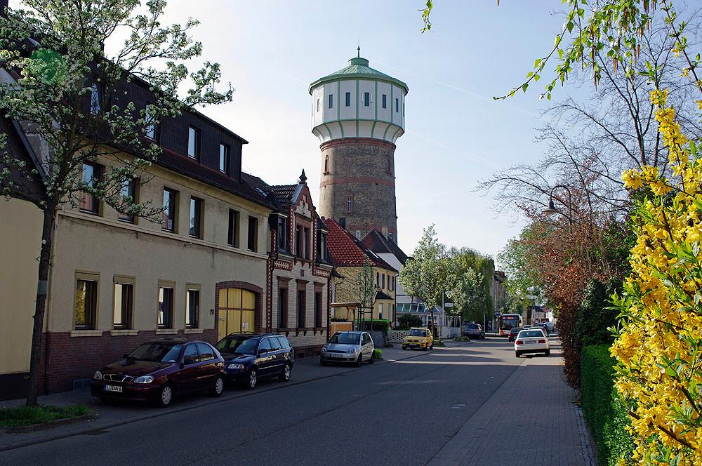 Haupt - oder Oppauer Straße