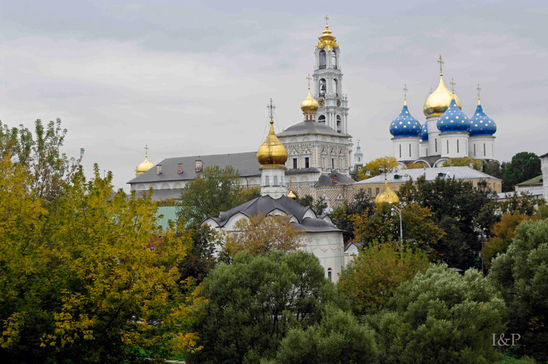 Sargorsk, Dreifaltigkeitskloster