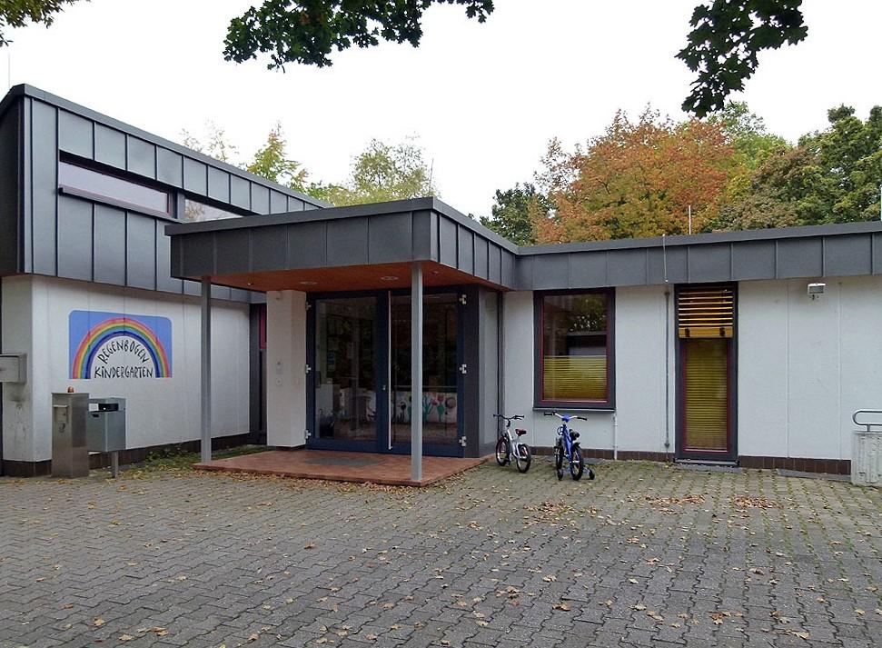 Regenbogen - Kindergarten