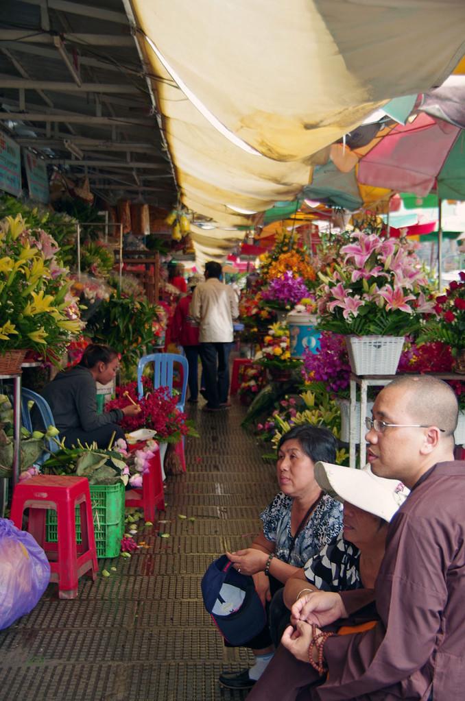 Phnom Penh,Zentralmarkt