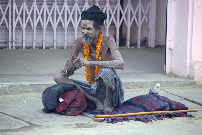 Jaipur Hindupriester