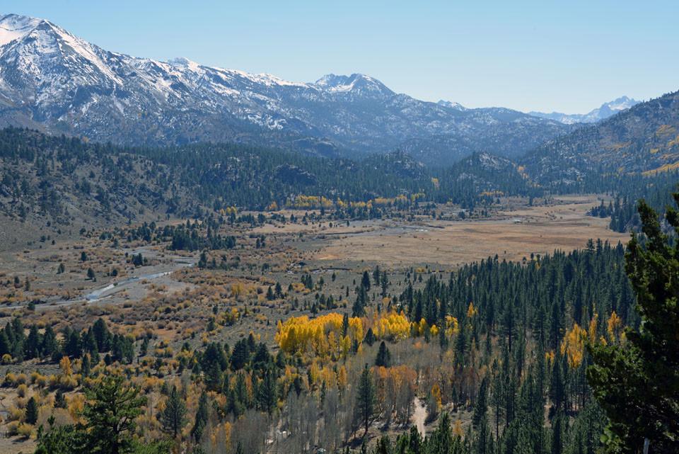 Blick vom Sonora Pass