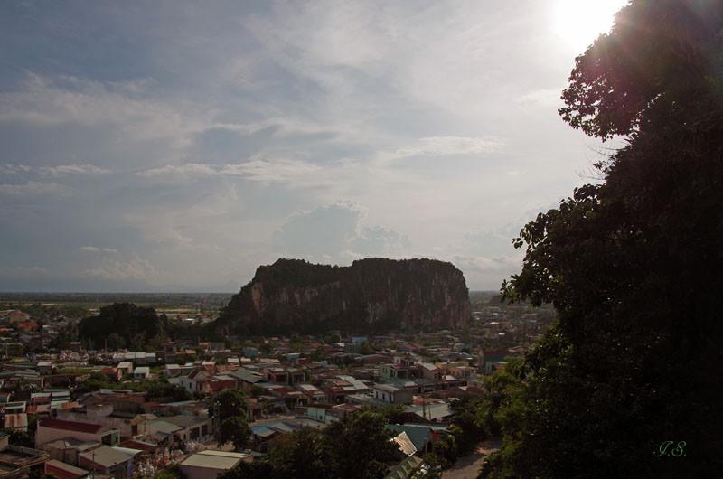 Letzter Blick auf Da Nang