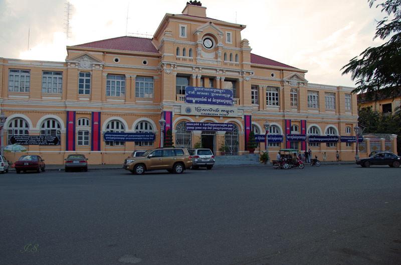 Phnom Penh, Post