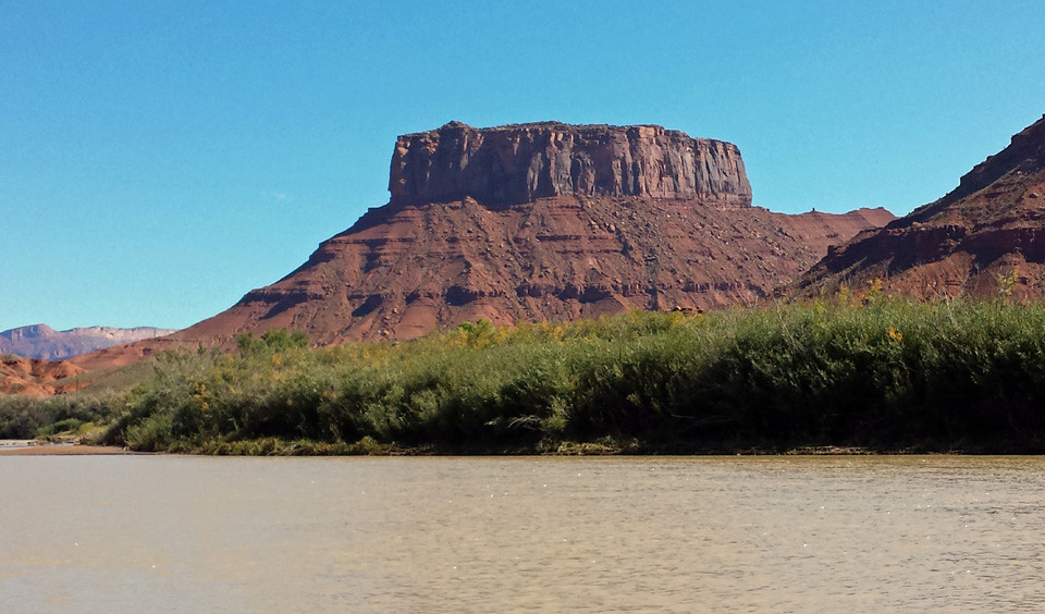 Rafting auf dem Colorado River