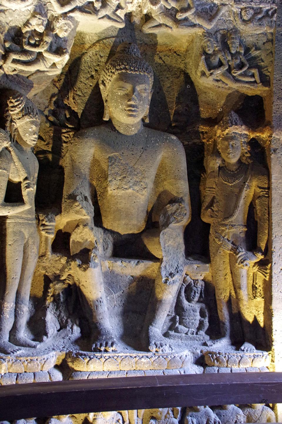 """""""Ajanta-Höhlen"""""""