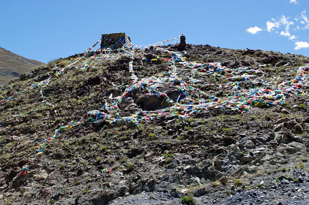 Karo La Pass (5090 m)
