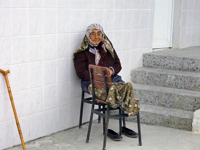 Dorf bei Denizli