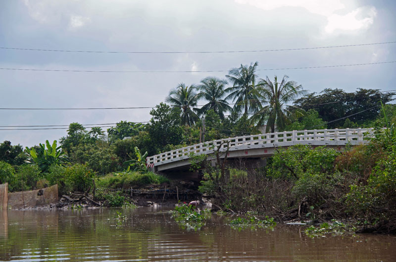 Cai Be-Cai Lay, Mekongdelta