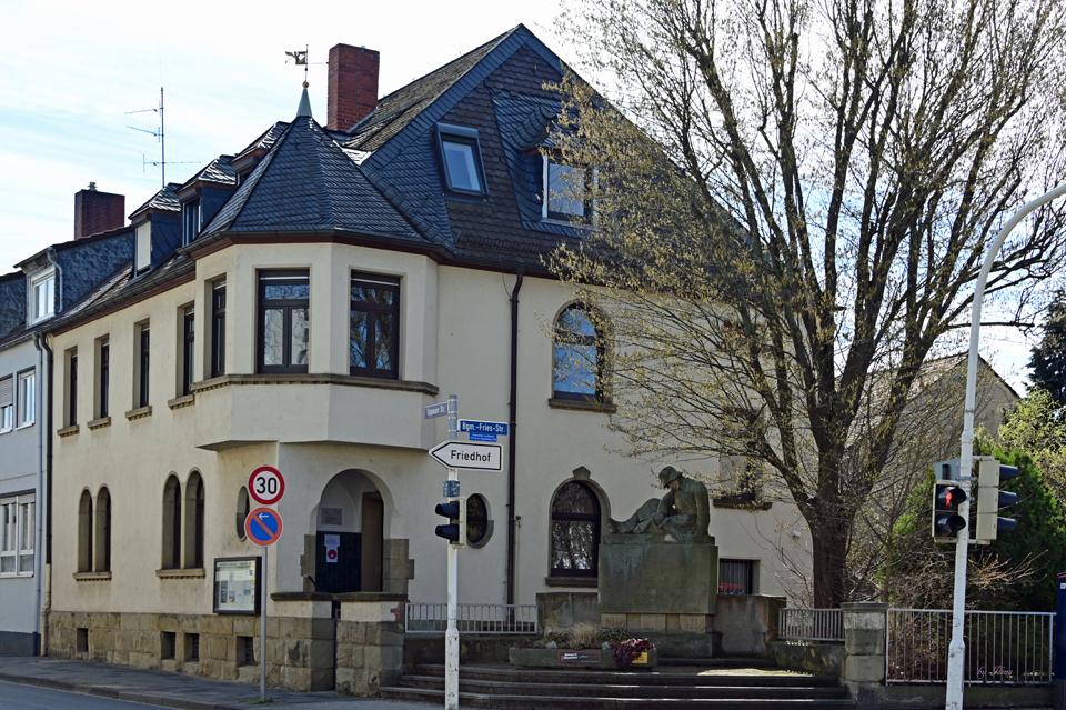 Ev. Pfarrhaus