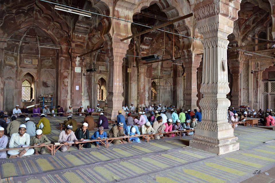 """""""Tajul-Masjid"""", Koran-Schule"""