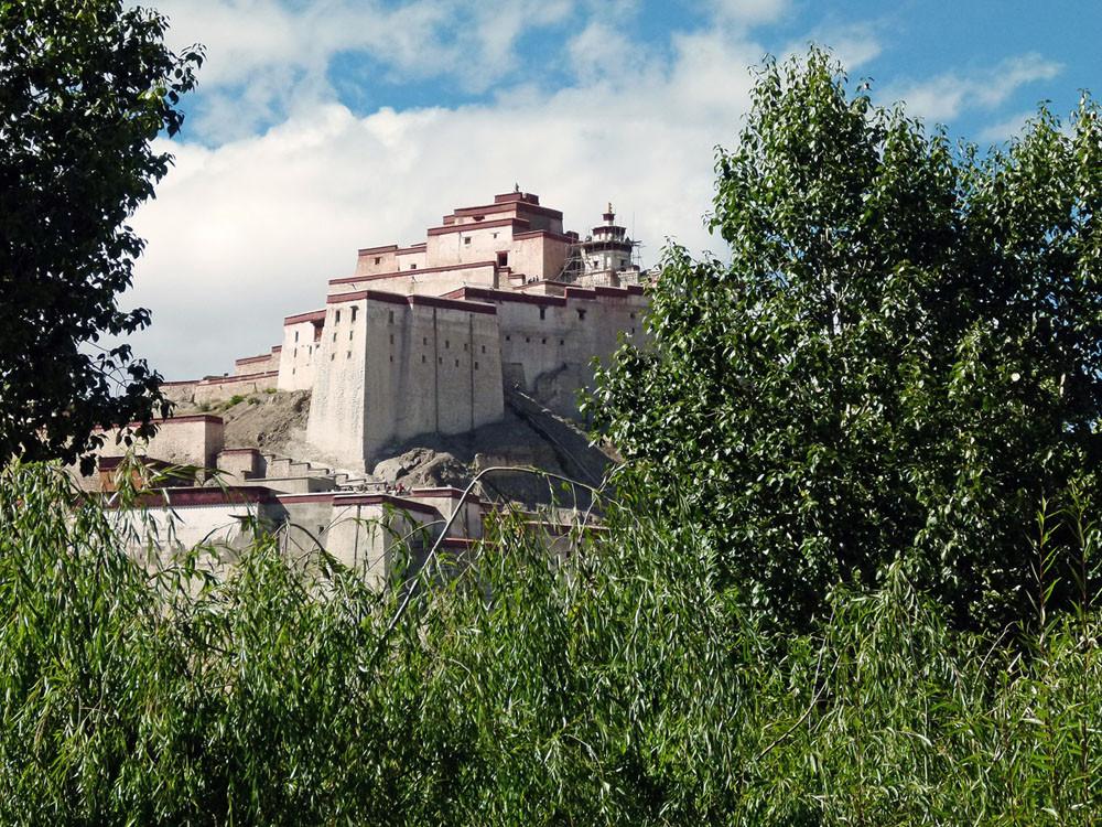 Dzong Fort
