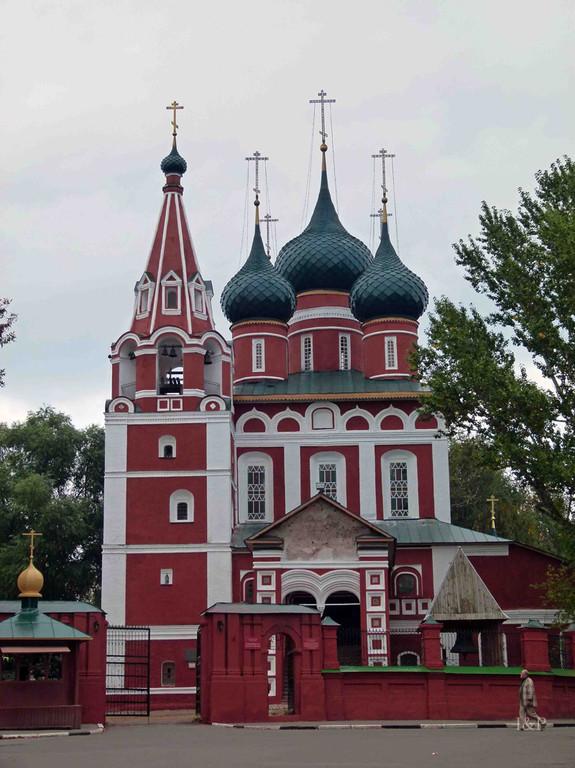 Jaroslawl, Erzengel Michael Kirche