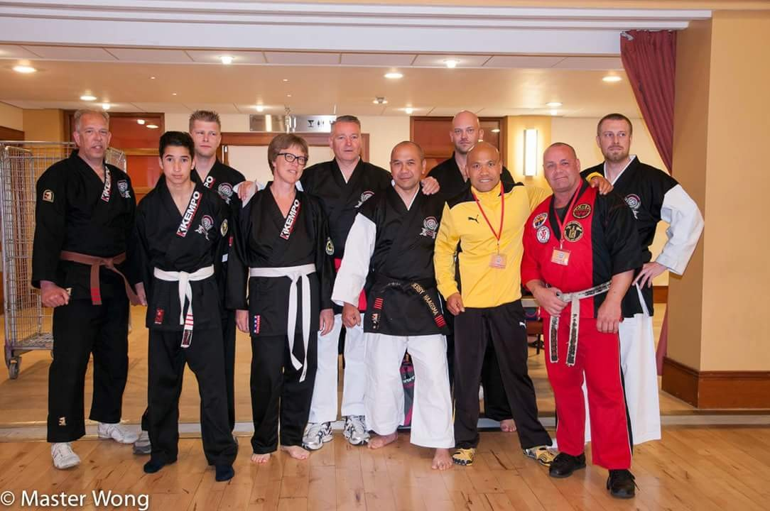 Gathering of the world masters 2015.